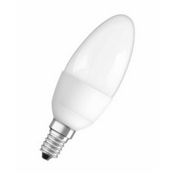 PARATHOM LED Classic B 40 ADV 6W/827 E14 Matt