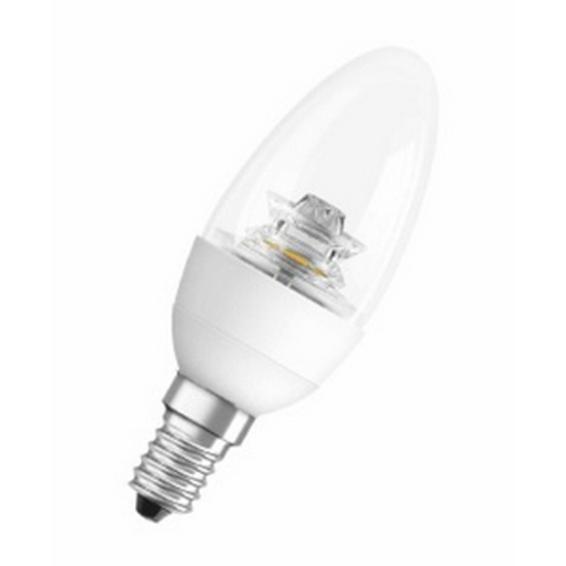 PARATHOM LED Classic B 40 ADV 6W/827 E14 Klar