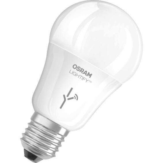 LIGHTIFY Classic A60 10W RGBW 230V E27