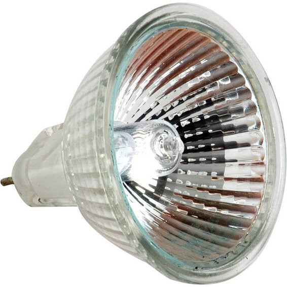Halogen 12V MR16 ALU 20W 36° GU5,3 3000T DESIGNLIGHT