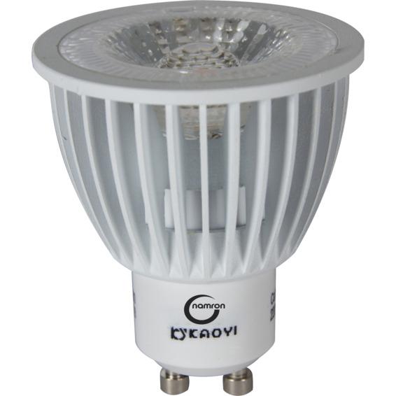 COB LED Pære 6,5W 450lm RA85 Hvit