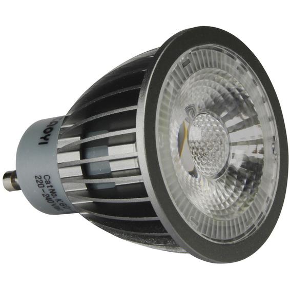 COB LED Pære 6,5W 450lm RA85 Sølv