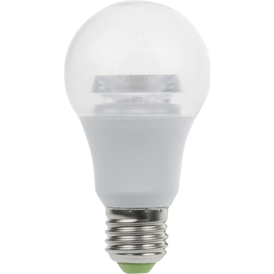 LED Pære 7W E27 Crystal