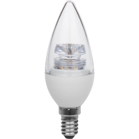LED Mignon 4,5W E14 Crystal
