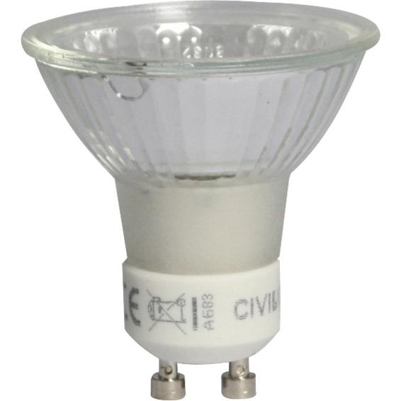 LED Pære Dim to Warm 6W GU10 Glass