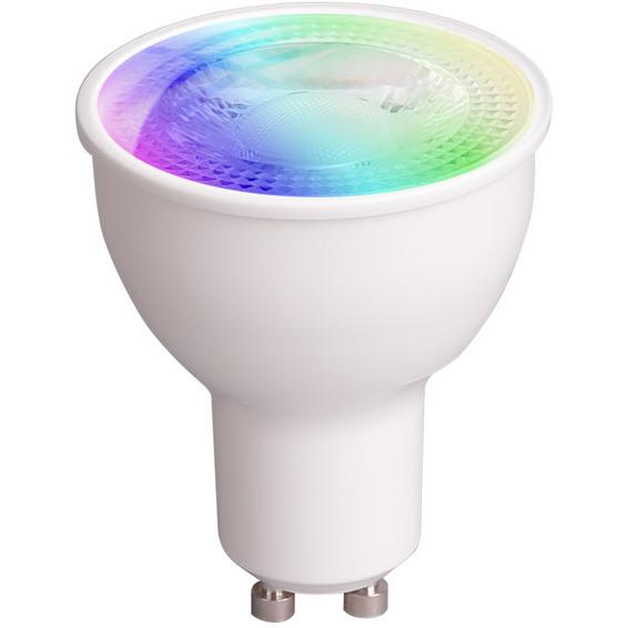 LED Pære 6W RGBW GU10 ZigBee