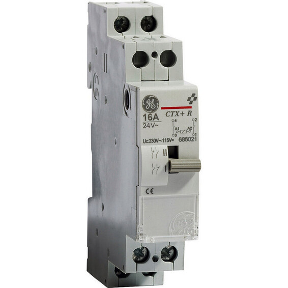 EFA Modulrele 16A 12VAC NO+NC 4124521 Relé