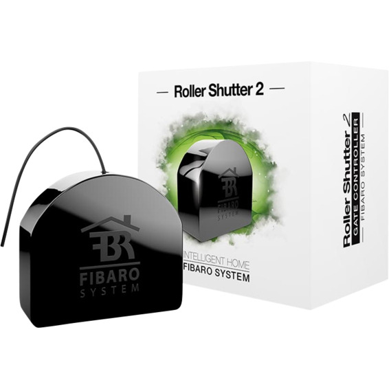 Fibaro Motorrelé 2 for persienner, porter, etc Z-Wave