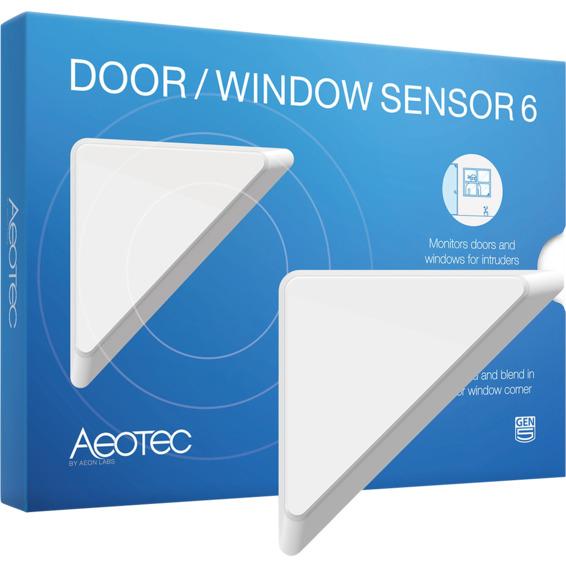 Aeotec Dør vindu sensor 6 Z-Wave