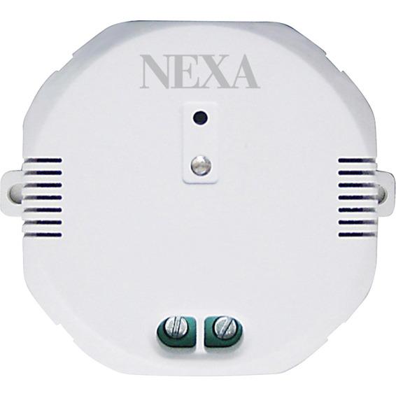 Wireless Mottager Dimmer 220W 12+230Volt ECMR-250 14338 NEXA