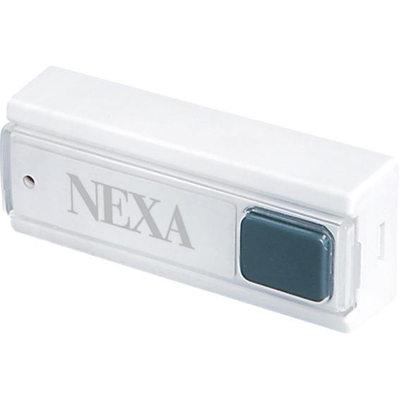 Wireless Ekstra Trykknapp LMLT-711 Nexa 18653