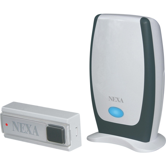 Wireless Ringeklokke MLRR-1105/LMLT-711 Nexa 18661