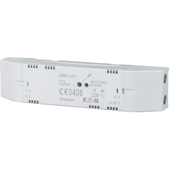 XCOMFORT DIMMEAKTUATOR 40-500W CDAE-01/01