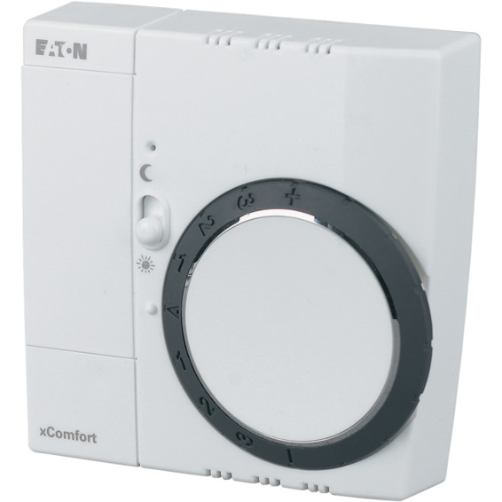 XCOMFORT ROMTERMOSTAT MED ECO-BRYTER 0-40°  CRCA-00/04