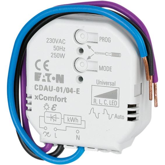 xComfort universal dimmeaktuator 250W+EMS CDAU-01/04-E
