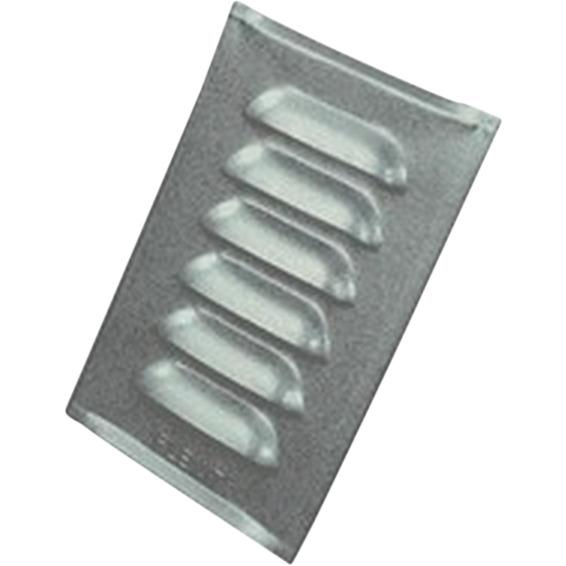SJALUSIRIST FLAT ALZINK100X150