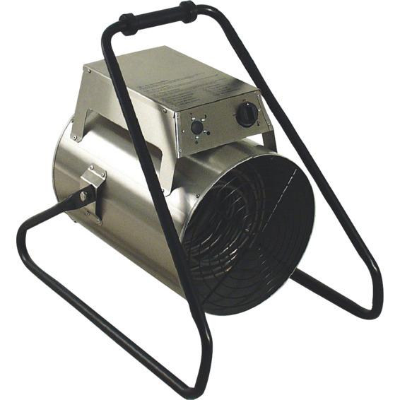 Malmbergs Elektriske Varmevifte 9KW 230V  IP54 4911015 Varmluftsvifte/Byggvarme