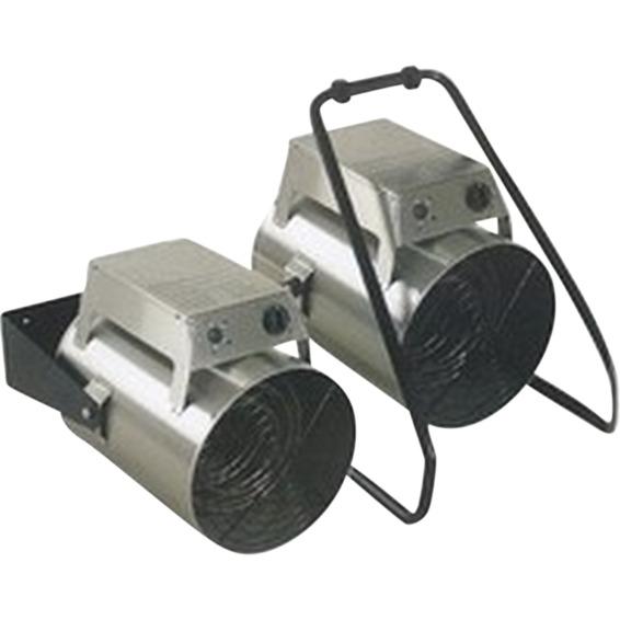 Malmbergs Elektriske Varmevifte 9KW 400V  IP54 4911016 Varmluftsvifte/Byggvarme
