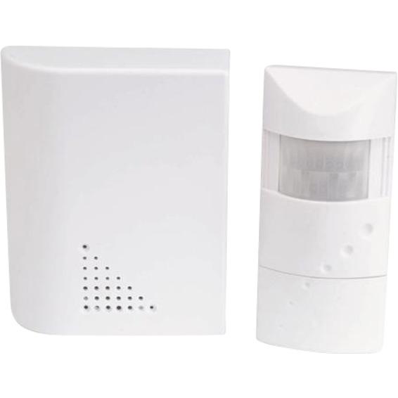 Malmbergs Elektriske Sense trådløs dørklokke 5338385 Ringeklokke
