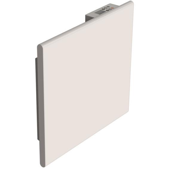 Namron Panelovn 400W matt hvit