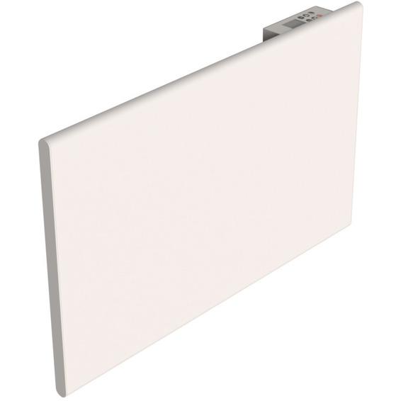 Namron Panelovn 800W matt hvit