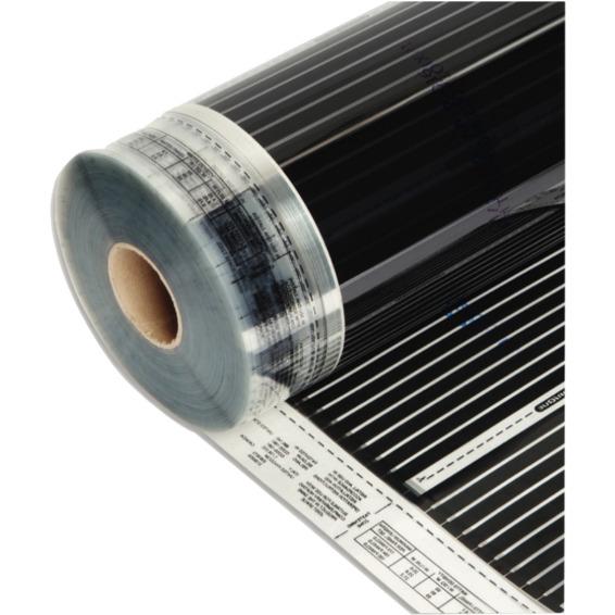 Varmefolie flexwatt 20cm bredde - 60w/m2