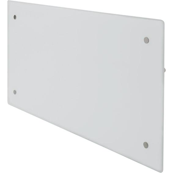 Glamox Glassovn panel Wi-Fi H60 800W Hvit 5412639 Glamox Wifi varmeovner