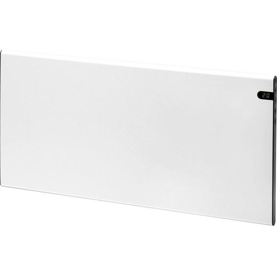 Varmeovn H30 1000w Panel Hvit 77x37cm GLAMOX