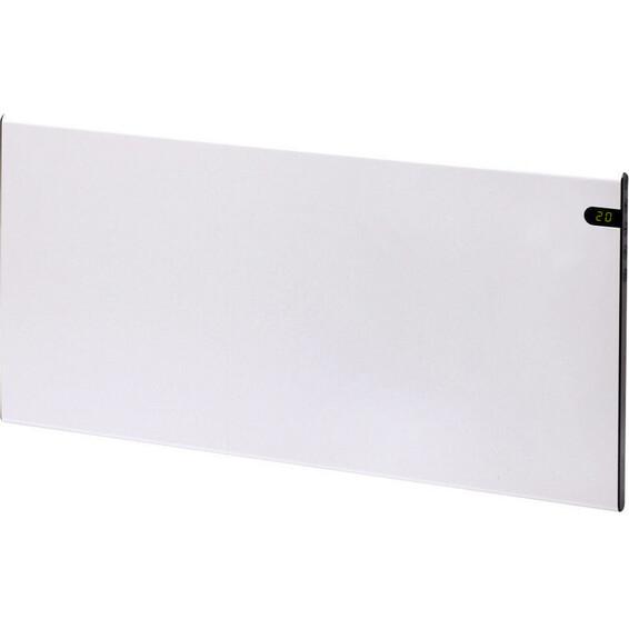 Varmeovn H30 600w Panel Hvit 59x37cm GLAMOX