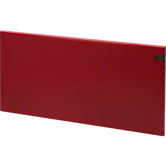 Varmeovn H30 1400W Panel Rød 105x37cm GLAMOX