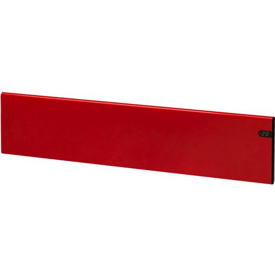 Varmeovn H30 1000W List Rød 128x20cm GLAMOX
