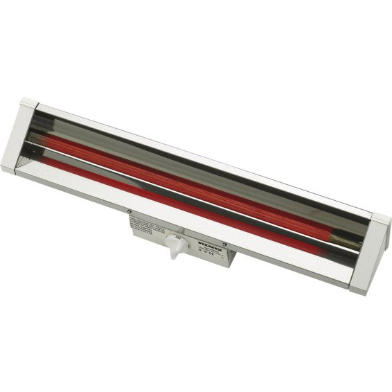 Glamox REFLEKTOROVN GVR 510 1000W U/BRYTER GLAMOX 5420381 Reflektorovn