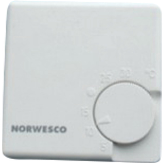 Termostat -15015 3524 M/NATTEL