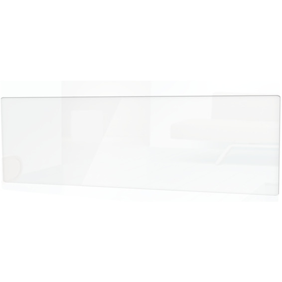 Dimplex Clip On Glass hvit til 750W list 5493110 Glen Dimplex
