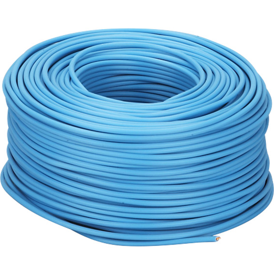 PN 10mm² Blå Bunt 10m