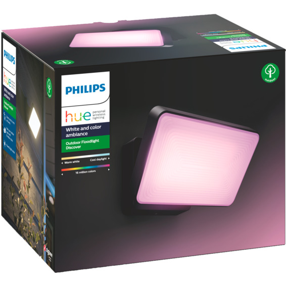 Philips Hue WCA Discover Lyskaster 15W