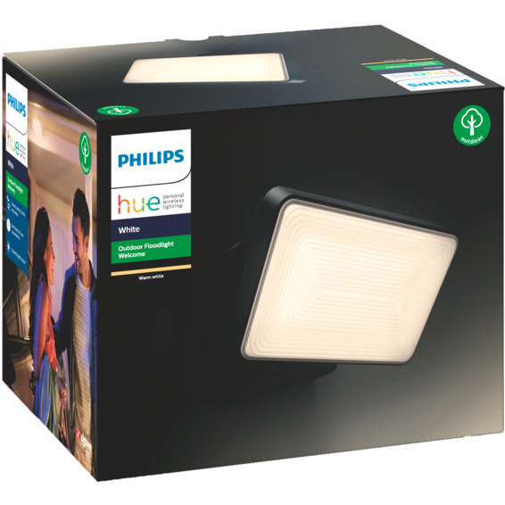 Philips Hue W Welcome Lyskaster