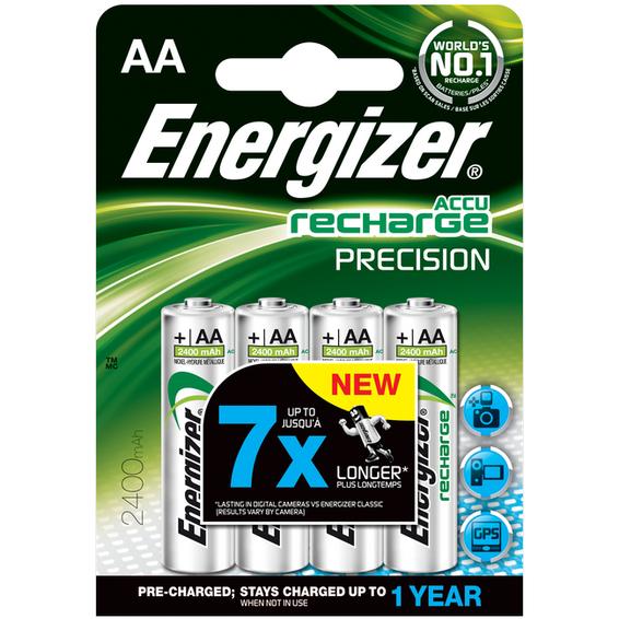 Batteri Oppladbar Extreme AA HR6 2300 mAh 4pk Energizer