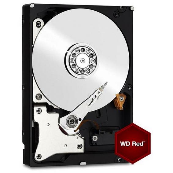 WD Red 4TB NAS Harddisk