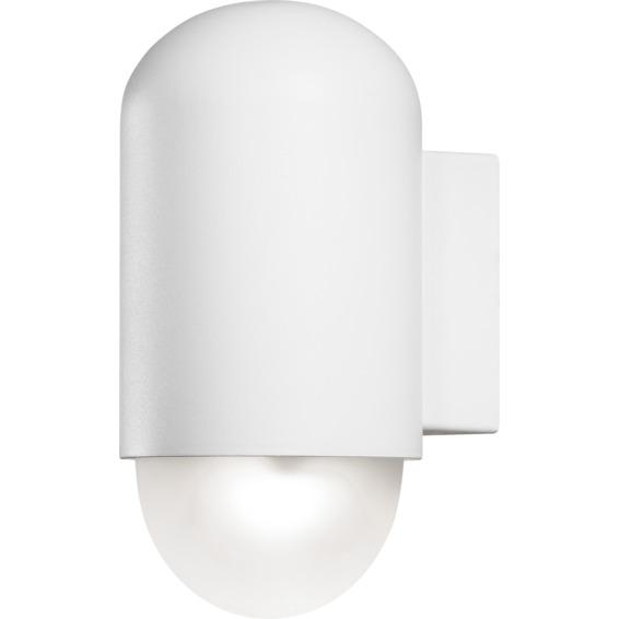 Sassari vegglampe 3W LED hvit IP44