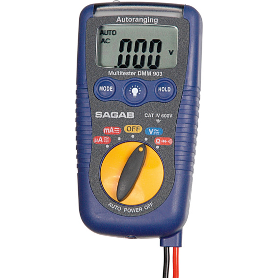 Elma 903 Minimultimeter