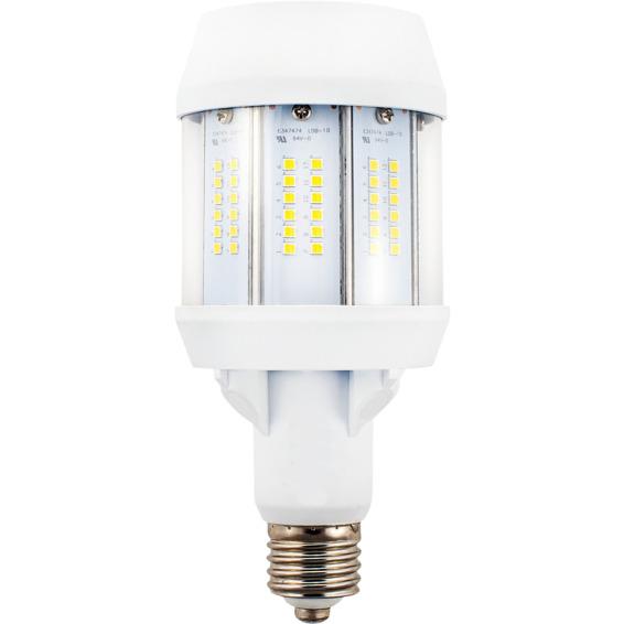 LED retrofit 35W 230V E27 4000K 4800lm HQL erstatter