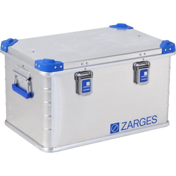 ZARGES Eurobox  transportkasse aluminium 80X40X34CM
