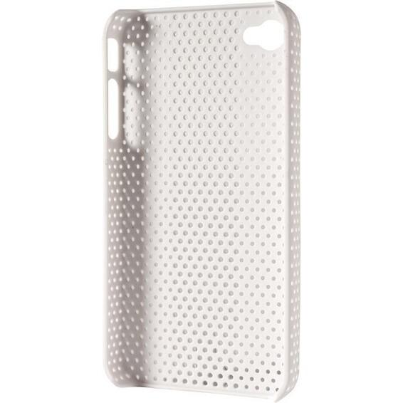 iPhone 4 Beskyttelsesdeksel Hvit