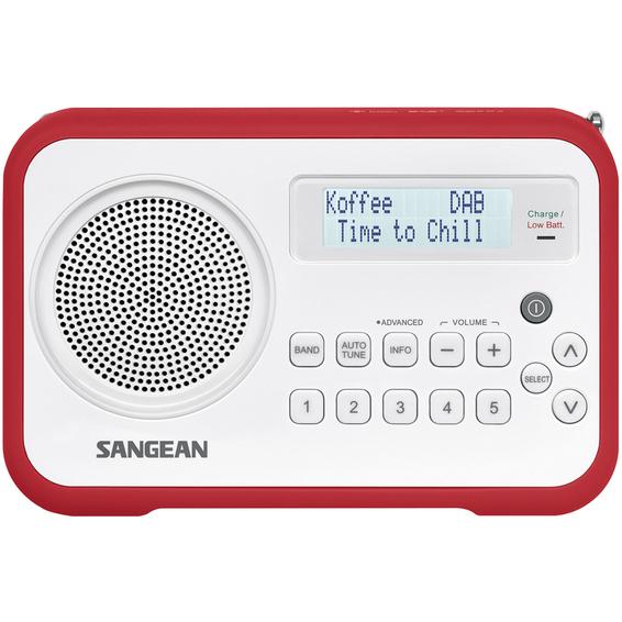 DAB+ Radio Sangean DPR67 R�d
