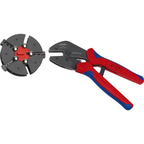 Knipex Presstang  Endehylser/Kabelsko 0,25-6mm²