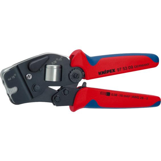 Knipex Presstang Endehylser 0,08-16mm²