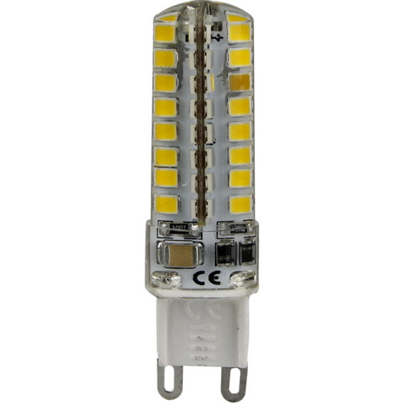 G9 LED 3W AC220V 240lm 2700K