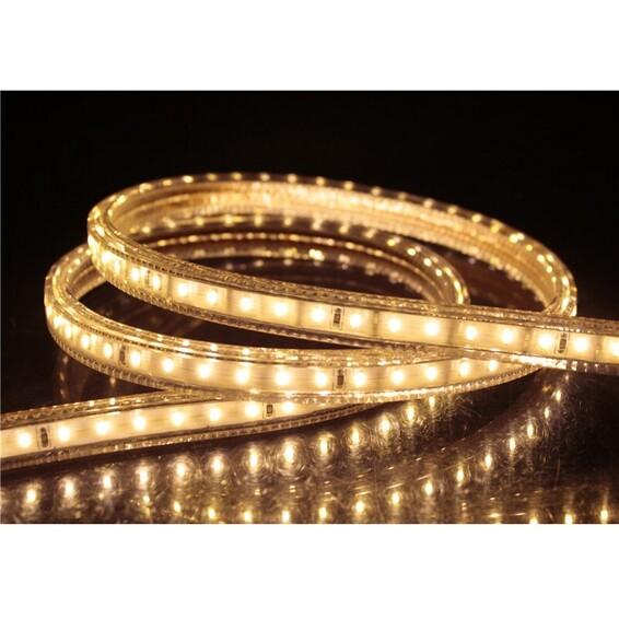 LED Strip SMD5050 AC230V Dimbar 2700K 12W/M 22lm/W