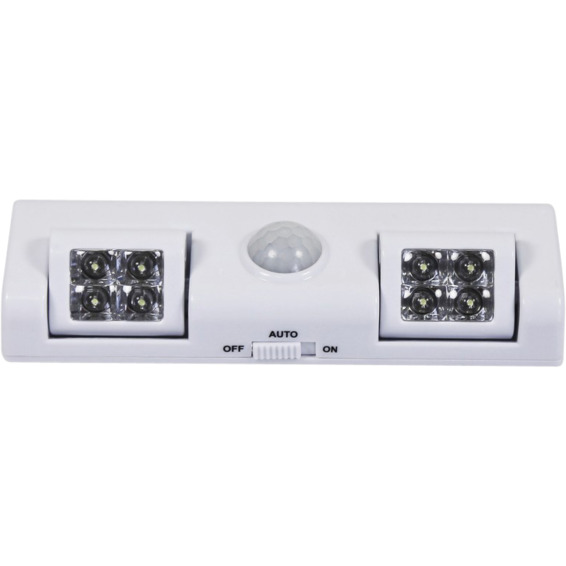 LED Skaplys med Sensor 3xAA